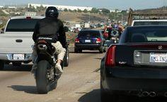 Lane splitting bill unanimously passes California State Senate Transportation Committee