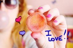 DIY Belleza - Exfoliante Labial  de chicle Bubbaloo /Bubble Gum  Lipscrub