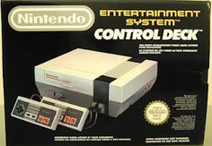 """""""The Nintendo Entertainment System was released on this day in North America, 32 years ago 90s Childhood, My Childhood Memories, School Memories, Retro Toys, Vintage Toys, Vintage Stuff, Consoles, Nintendo Console, Deck"""