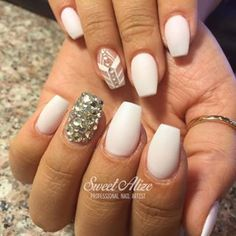 17 Best hoco nails images