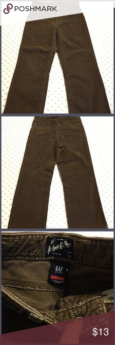 Gap Corduroy Pants Like New Excellent Condition GAP Bottoms Casual
