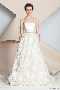 Alyne Bridal Wedding Dresses S/S 2012 Collection