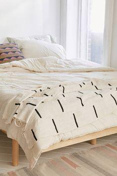 Slide View: 3: Modern Dash Authentic Mudcloth Textile