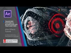 Turn Footage into 3D Particles with Trapcode Form - After Effects Tutorial - YouTube