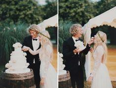 c1624dd553a6 Hildegunn   Samuel Wedding In France - Simple + Beyond Drømmebryllup