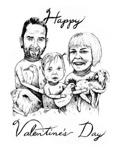 HAPPY VALENTINE'S DAY from A Denver Home Companion Favorite Holiday, Happy Valentines Day, Family Portraits, Denver, Family Posing, Family Pictures, Family Portrait Poses