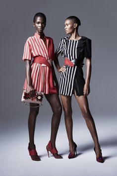 Ungaro Pre Spring Summer 2016 Women's fashion color trends