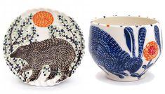 sue tirrell ceramics, love it!