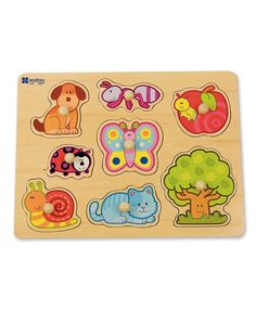 Andreu Toys ★ Puzzle Garten