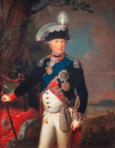 International Portrait Gallery: Retrato del Landgrave Wilhelm IX de Hessen-Kassel