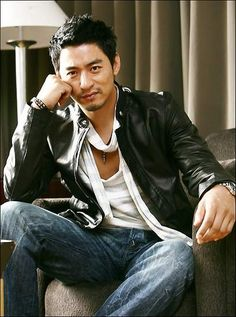 """Joo Jin-mo, my favorite male actor in """"Empress Ki"""". Natural, masculine and talented."""