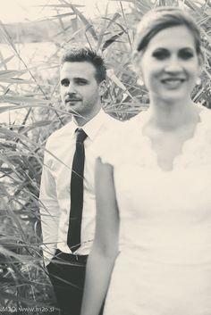 Poročna fotografija - Sveta Trojica v Slovenskih goricah - B & U | Matjaž Očko