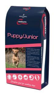 Chudleys Puppy/Junior Dog Food - Dodson & Horrell
