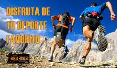 Disfruta de tu deporte favorito #borjafitness #nutricióndeportiva #enforma #fitness #crossfit #halterofilia #natacion #triatlon #trail #running #ciclismo #mtb #entrenamiento #mma #nutrición #deportefavorito #deporte #tiempolibre