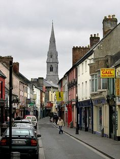 county clare. | City of Ennis, County Clare, Ireland