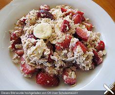 Lieblings - Müsli nach Bircher - Benner, ein sehr leckeres Rezept aus der Kategorie Frühstück. Bewertungen: 81. Durchschnitt: Ø 4,6.