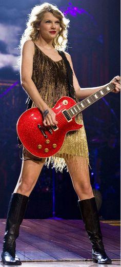 Taylor Swift speak now tour.