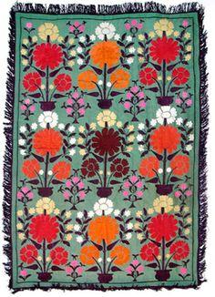 Global textiles day three: Uzbekistan