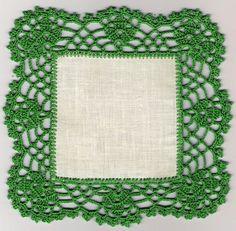 This Pin was discovered by Çağ Crochet Fabric, Thread Crochet, Crochet Trim, Filet Crochet, Crochet Motif, Crochet Stitches Patterns, Crochet Doilies, Crochet Flowers, Crochet Lace