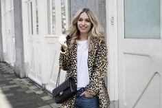 #coat #leopard
