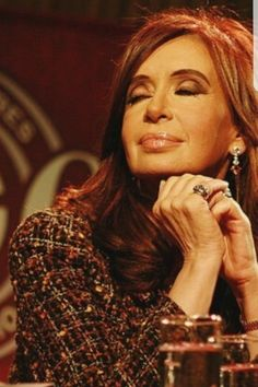 Cristina Fernandez, President Of Argentina, New Years Eve Party, Presidents, Popular, History, Hair Styles, Brownies, Women