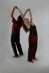 82 best yoga partner  group images in 2014  partner