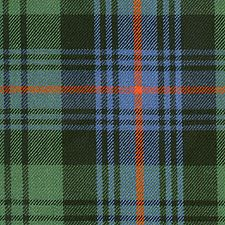 ARMSTRONG Clan Tartan - Armstrong's claim descent from Fairbairn, armor bearers to the Kings of Scotland, who granted them land in the Borders. A story is told that these gifts were made as a result of a great feat of strength in rescuing the King when his horse was killed under him in the midst of battle. Know as 'Scotland's Border Reiver's'