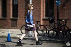 Girl meets shoe