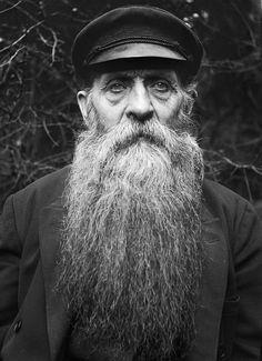 Cada día me pongo una cabeza nueva. Thomas Bernhard. El malogrado Foto: Mr. Magnusson (nacido en 1866). Skogsbo. Alsten. Uppland. Suecia.