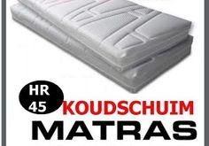 HR Koudschuim ® Matrassen