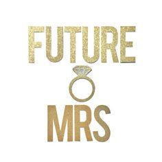 Future Mrs Banner Sign // Bridal Shower Banner // Bachelorette Party Decorations // Engagement Party Decor