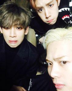 Bambam, Mark, Jackson