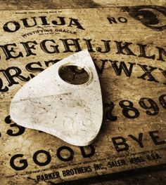 People have done some pretty strange things because the #ouija board told them to...