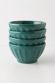 Latte Bowls (set of four) $20.00