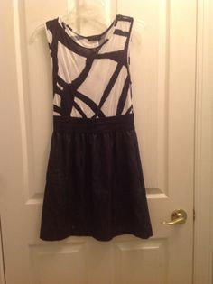 KLD Signature Dress #denim