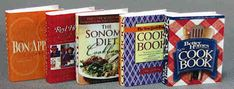 Cook+book+set+-+$13.00+:+S+P+MINIATURES+-+hand+crafted+dollhouse+scale+miniatures,+S+P+MINIATURES+-+shop+online+for+dollhouse+scale+miniatures