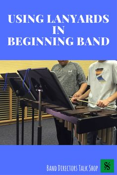 How Using Lanyards Can Help You Listen to Every Student in Beginning Band - Band Directors Talk Shop Music Lesson Plans, Music Lessons, Teaching Orchestra, Band Director, High School Band, Music Worksheets, Teaching Techniques, Music Activities, Fundraising Ideas