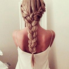 40 The Best French Braid Hairstyle Ideas