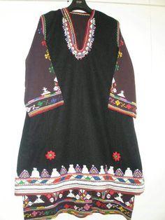 Greek Traditional Dress, Greek Costumes, Bell Sleeves, Bell Sleeve Top, Bulgaria, Embroidery, Wedding Dresses, Blouse, Long Sleeve