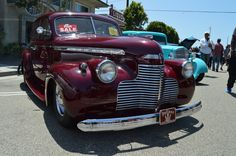 1940 Chevrolet Special Deluxe Sedan VII by Brooklyn47 on DeviantArt