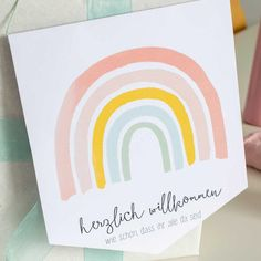 Gratis-Downloads für die Dekoration und Planung eurer Feier - machs-licht-an Gratis Download, Birthday Bash, Free Printables, About Me Blog, Place Card Holders, Baby Shower, Rainbow, Lettering, Creative