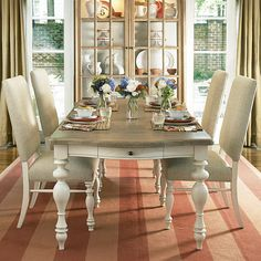 Dovewood Dining Room Furniture Collection creating our Earthly