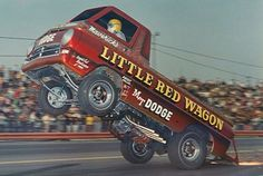 Little Red Wagon *