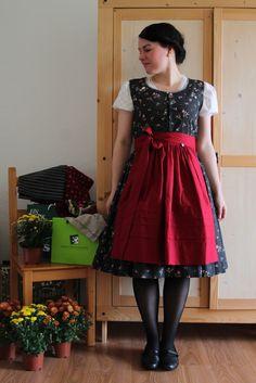 50sStyleDirndl-Dress