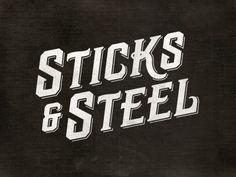 Sticksteel2 Cut  by Richie Stewart