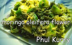 Moringa Oleifera flower is slightly bitter in taste than its fruit. Black Mustard Seeds, Bengali Food, Growing Veggies, Flower Food, Childhood Days, Serving Size, Shake, Curry, Trees