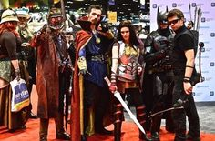 GUEST Con Review: C2E2 Day 2 With Full Gallery – G33k-HQ
