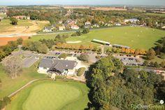 Golf de Caen, Calvados, Normandie, France. Vidéo aérienne sur FlyOverGreen / Aerial video on FlyOverGreen