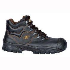 Oferta: 35.34€. Comprar Ofertas de Cofra 40-NT210000-43 - Seguridad Botas S3 Src Nueva Reno Uk Tecno Seguridad altos zapatos, Negro, Cuero, Tamaño 43 barato. ¡Mira las ofertas!