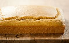 This simple corn bread recipe can be used as the basis for any cornbread stuffing recipe.